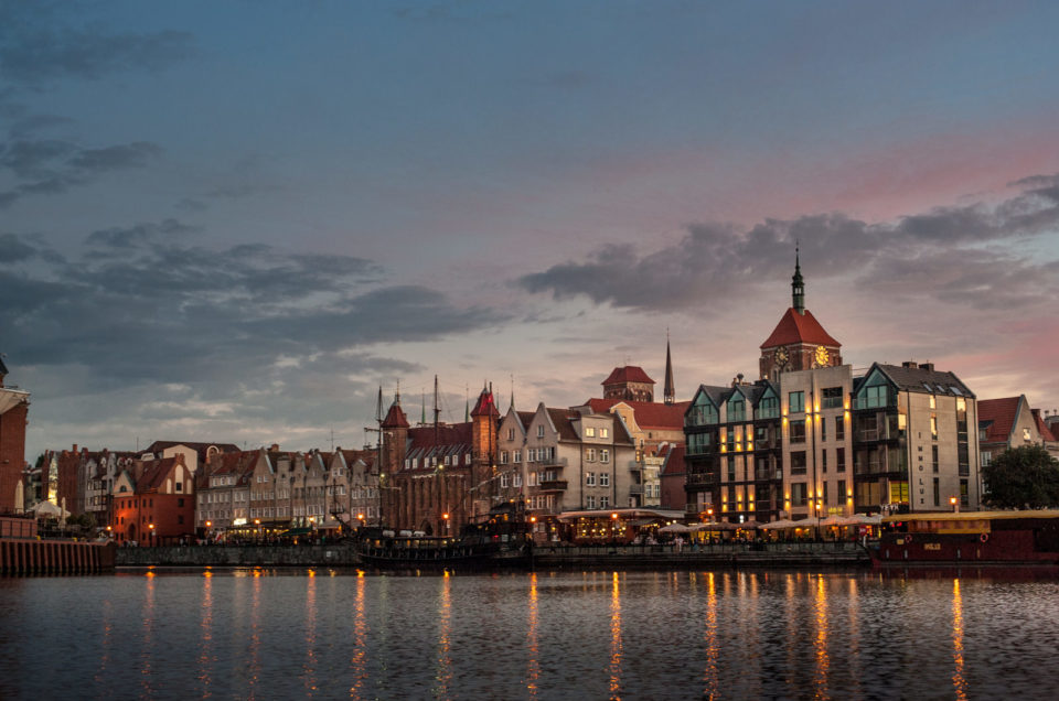 Gdansk is one of the best tourist destination
