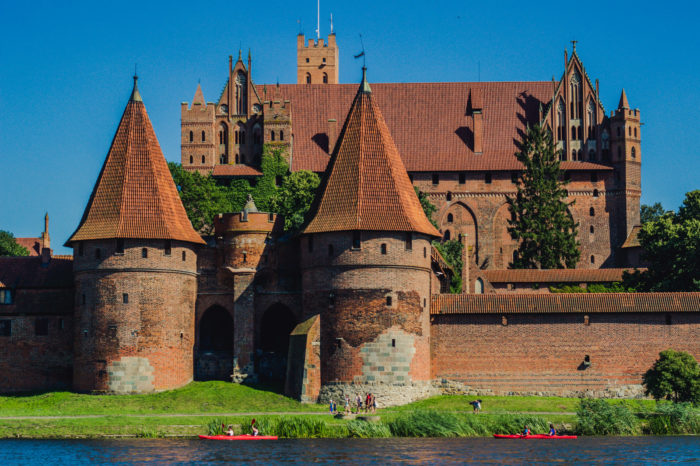 Malbork & World's largest Castle