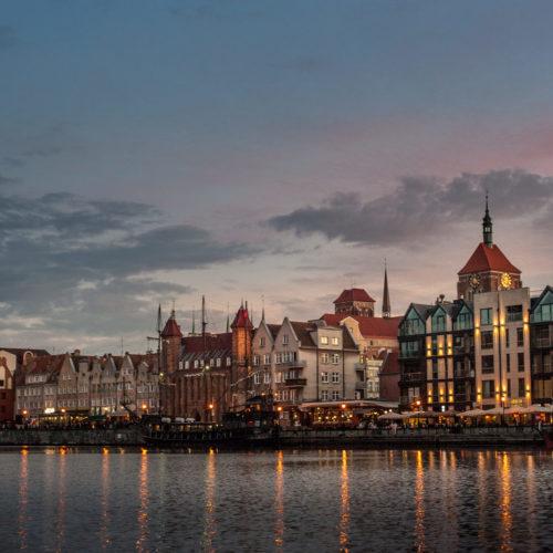 Evening Gdansk tour