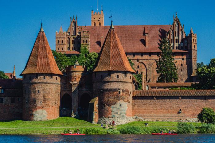 Malbork & World's largest Castle