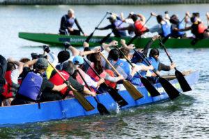 Around Gdansk | Dragon boat adventure